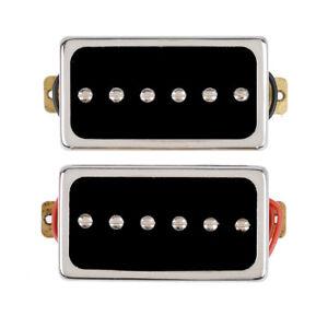 Humbucker-Guitar-Pickups-Bridge-and-Neck-Set-for-Les-Paul-LP-Electric-Parts