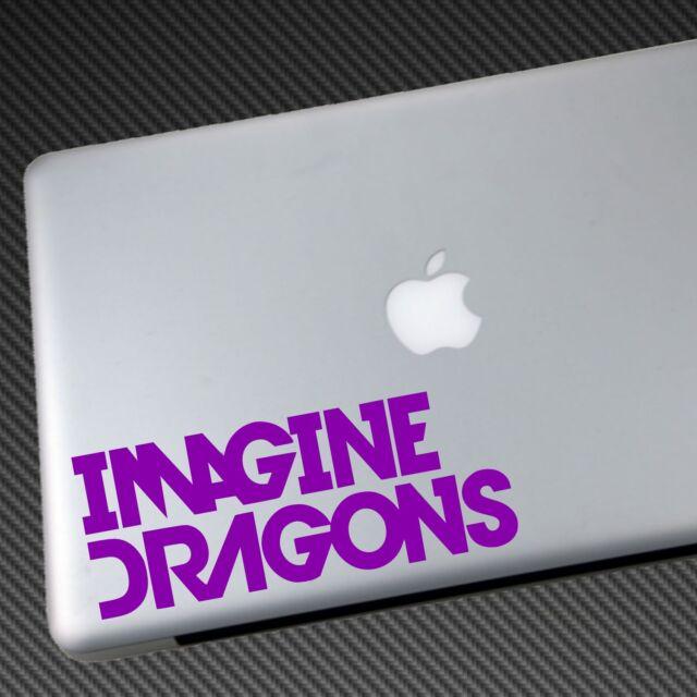 Imagine Dragons VINYL STICKER CAR DECAL demon radioactive cd shirt ticket poster