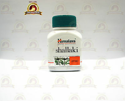 HIMALAYA HERBALS SHALLAKI 60 CAPSULES ARTHRITIS