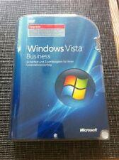 Microsoft Windows Vista Business,  Update, Deutsch mit MwSt Rechnung