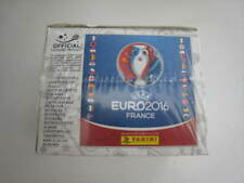 Euro France 2016 Panini 100 Packs Empty Album Total of 500 Stickers