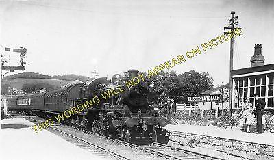 Embleton. Keswick 5 Bassenthwaite Lake Railway Station Photo