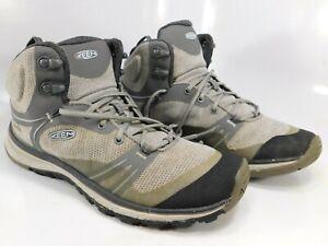 Keen Terradora II Mid WP Womens Waterproof Hiking Boots Black Magnet