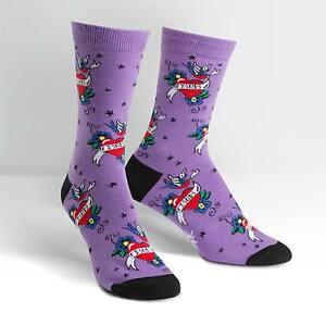 Socken Kleidung & Accessoires I Love Mom WunderschöNen Sock It To Me Women's Crew Socks