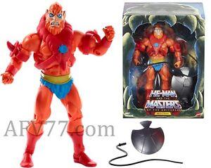 Masters Of The Universe Motu Classics Filmation Beastman 2.0 --- lire la liste ---