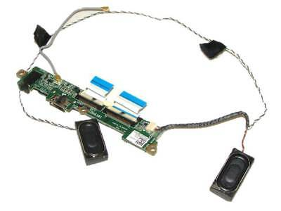 Genuine Asus Eee Pad TF101 HDMI Audio Board w// Speakers P//N 69NAZ6A10D03