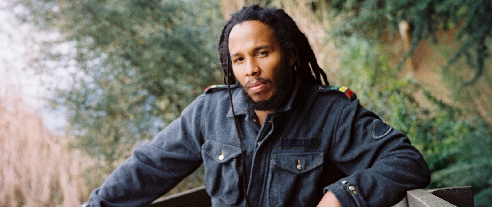 ZIGGY MARLEY - Rebellion Rises 2018 Tour