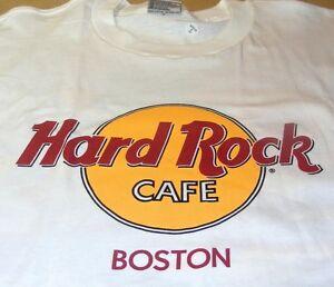 Hard-Rock-Cafe-BOSTON-1997-Classic-HRC-Logo-1st-NEW-YEARS-T-Shirt-24-5-034-x19-034-XL