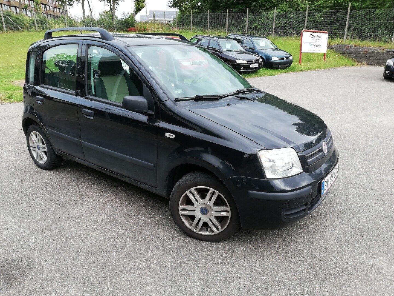 Fiat Panda 1,3 MJT Dynamic 5d - 6.999 kr.