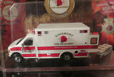 Code 3 Rosemont, IL FD Ford E-350 Ambulance #12066  MID w/Sleeve