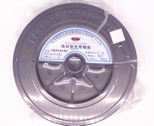 new 0.18mm×2000m Molybdenum Wire For EDM Wire Cutting Machine