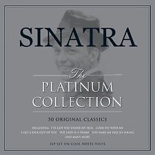 THE PLATINUM COLLECTION FRANK SINATRA NEW 3 LP SET 50 Original Classics