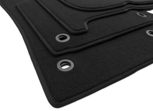 NEU Tuning VW Fußmatten Touran 1T Original Qualität Velours R-Line Teppich oval