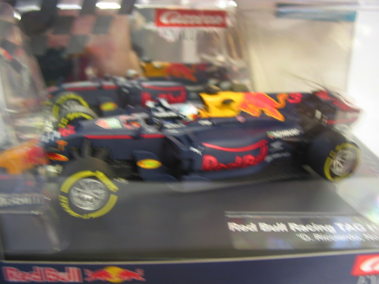 CARRERA  275652 RED BULL RACING TAG HEUER RB13 BNIB SCALEXTRIC COMPATIBLE
