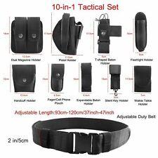 Enforcement Waist Equipment Belt Tactical Police Duty Belt Security Guard Law
