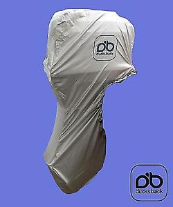 Details about Boat Outboard Motor Cover 6-15 hp engines speed/rib from  Ducksback
