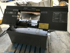 Nice Ramco 13 X 85 Horizontal Vertical Bandsaw Rs 90p 115 Volt 3 Speed