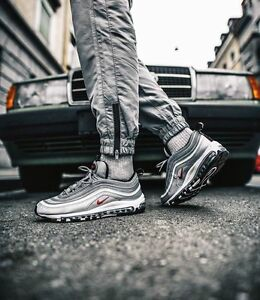 premium selection acb86 ba74a ... coupon code for image is loading nike air max 97 silver bullet qs retro  24c56 fd333