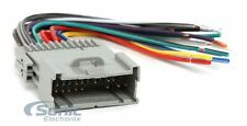 Metra 70-2002 Stereo Wiring Harness for Select 2000-2005 Saturn Vehicles