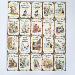 20 Lot Elf Help Books for Kids Grief Loneliness Depression ...