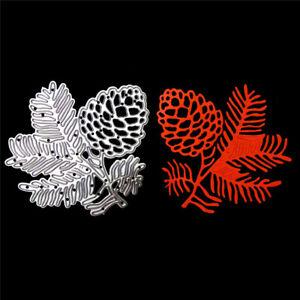 Pinecone-leaves-Metal-Cutting-Dies-Stencil-for-DIY-Scrapbook-Album-Card-Makin-YK