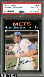 1971-Topps-115-Donn-Clendenon-Mets-PSA-8-NM-MT