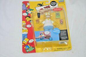 The-Simpsons-Homer-Simpson-Figure-Playmates-2000-Series-1-New-Unopened
