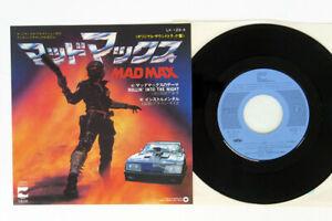 OST(AKIRA KUSHIDA) MAD MAX/ROLLIN' INTO NIGHT BLOW UP LK-123-A Japan VINYL 7