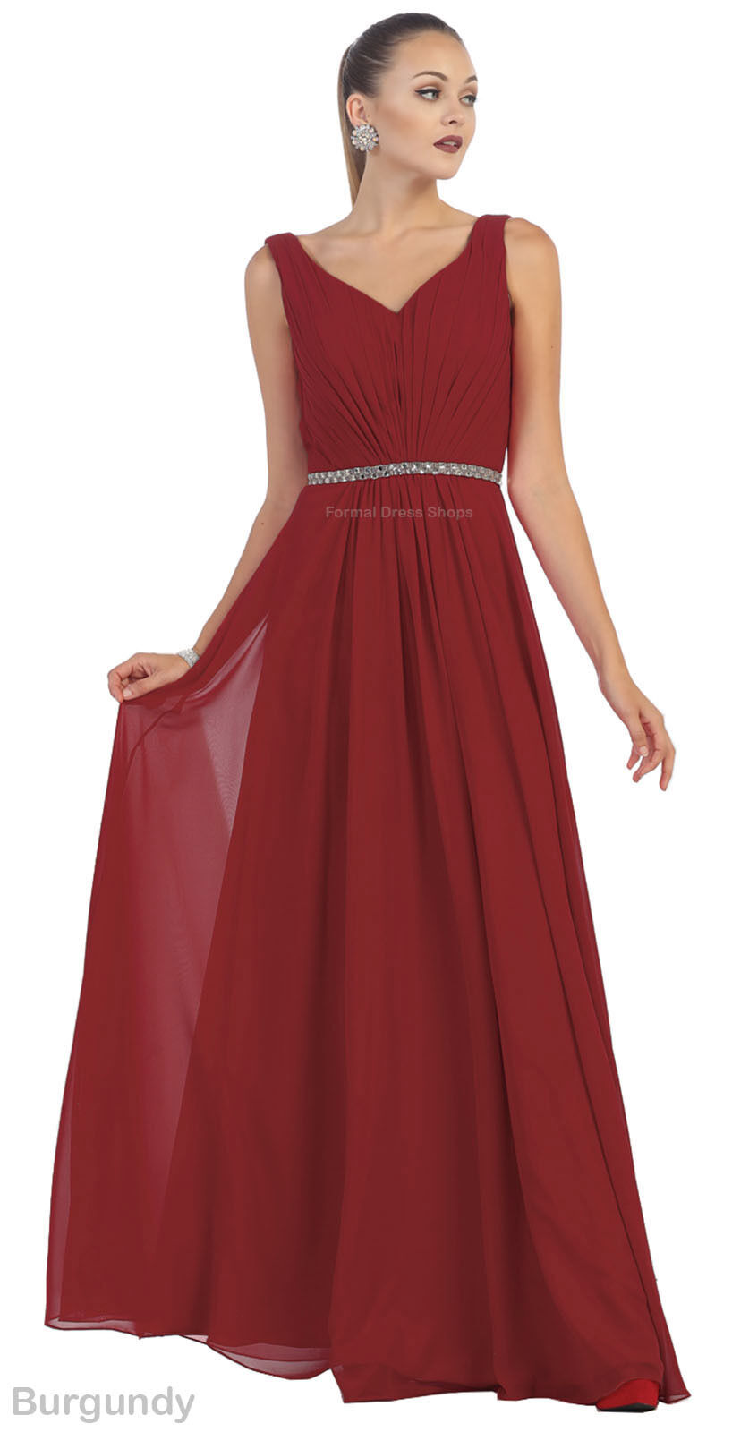 d461d7b0e96 Details about BRIDESMAIDS EVENING FORMAL GOWN SPECIAL OCCASION PROM DANCE  SWEET 16   PLUS SIZE