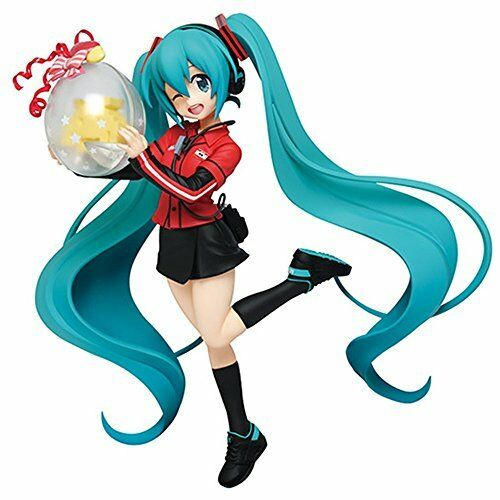 Taito 7  Hatsune Miku Taito Uniform Action Figure