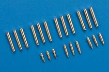 RB Models 72P04 1/72  Brass+Alum. Ammunition for Russian 85mm L/52 Zis 3-53 & D5