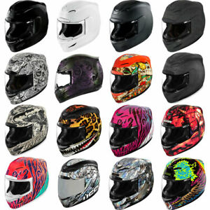 2020 Icon Airmada Full Face Motorcycle Helmet DOT - Pick Size & Graphic