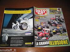 AUTOSPRINT 2011/21=GP F1 SPAGNA=VETTEL=NASCAR RAIKKONEN=RENAULT CLIO GORDINI RS