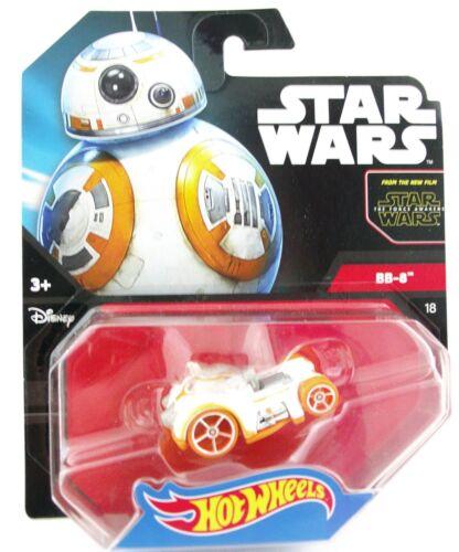 Disney Star Wars Hot Wheels Die Cast Vehicles Cars
