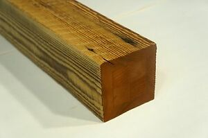 Reclaimed-Solid-Wood-Furniture-legs-Wooden-Bed-beams-100x100mm-Antique-Brushed