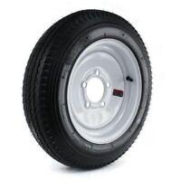 Trailer Tire & Rim 480 Series 4.80 X 12 B Range 5 Lug on sale