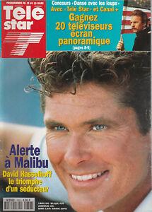 Tele-Star-N-858-08-Mars-1993-David-Hasselhoff-C-Oxenberg-Pierre-Perret