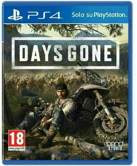 Days Gone Standard edition Ps4 ITALIANO Playstation 4 videogioco nuovo sigillato