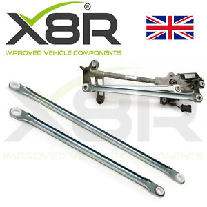 For-Vauxhall-Vectra-C-Signum-Windscreen-Wiper-Linkage-Push-Rod-Arms-Repair-Kit