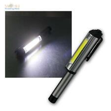 Led Stylo - Lanterne Aluminium Lampe de Poche D'Atelier D'Inspection