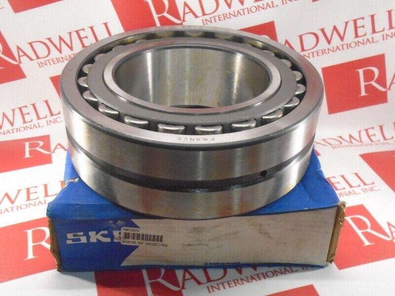 Machined Bronze Cage 114 mm Width URB   22332 MAW33C4F80 340 mm OD 160 mm ID URB 22332 MAW33C4F80 Spherical Roller Bearing W33 Oil Groove