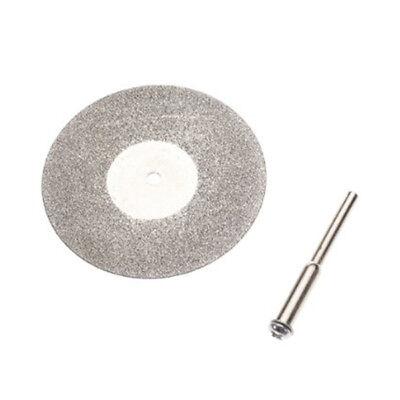 Diamant Trennscheibe mit 50 mm Schneidrad mit Dorn S9F5 JS 4X