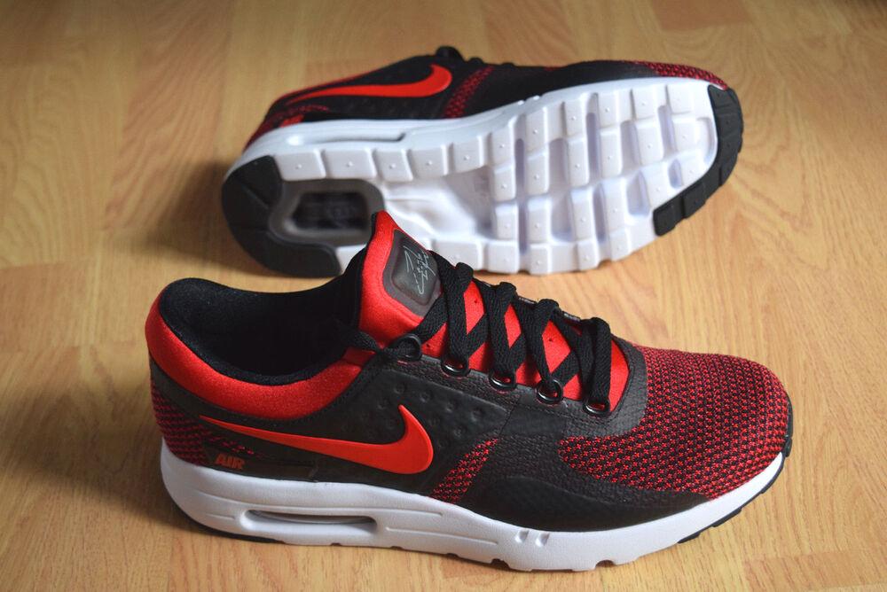 Nike Air Max Zero 42,5 Essential 38 40 41 42,5 Zero 43 44 Tavas CLASSIC 90 BW 876070 600- Chaussures de sport pour hommes et femmes 3680cb