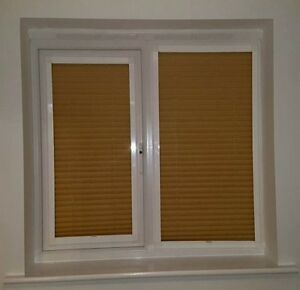 Perfect Fit Pleated Blinds For Conservatory Windows Doors