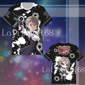 Back To Search Resultsnovelty & Special Use Charlotte Tomori Nao Cosplay Costume Cloth Unisex Short Sleeve T-shirt The Latest Fashion