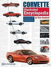 Corvette Illustrated Encyclopedia by Tom Benford  Book  New on sale