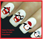 Christmas-Snow-Santa-Nail-Nails-Art-3D-Decal-Wraps-Stickers-Decals-Reindeer thumbnail 16