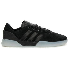 Adidas Men's Skateboarding City Cup Black/Supplier Colour Shoes B22725 NEW