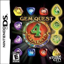 Gem Quest: 4 Elements NDS New Nintendo DS, Nintendo DS