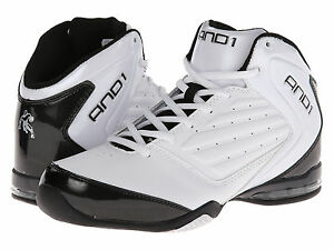 Mid Basketball Shoes [ White